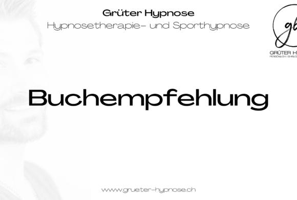 Buchempfehlung Hypnose